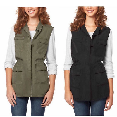 Buffalo David Bitton Ladies Lightweight Vest