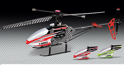 Red Length 70CM Remote Control Plane Aerial Aircraft Helicopter Model Toys