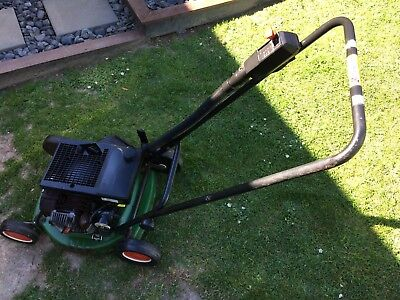 Victa Utility Lawn Mower Slasher 4hp 2 Stroke Good Blades