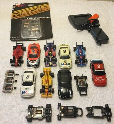 AFX Slot Car Lot