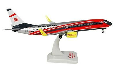 Hogan Wings TUIFly Boeing 737-800W 1:200 DB Air Two (Red) Reg. D-ATUC (TF02)