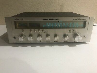 Marantz 1530 stereo receiver Tested Works