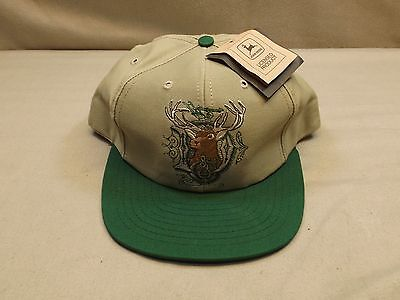 1990's John Deere 160 Years Of Tradition Snapback Hat