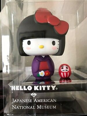 BRAND NEW Official, Collectible Hello Kitty Limited Edition Bobble Head