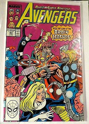 Avengers #301 Marvel Copper Age Comic CB1038