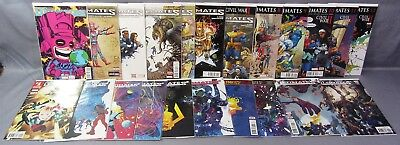 THE ULTIMATES #1-12 + ULTIMATES 2 #1-9, 100 (Full Run) NM- Marvel 2016 & 2017