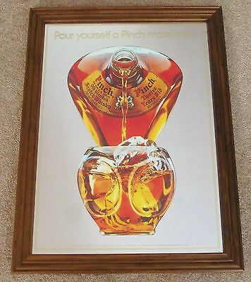 Pinch by Haig and Haig Scotch Wiskey Mirror Product of Scotland