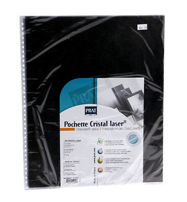 Cristal Laser 502 Sleeves 11x14 - Pack of 10