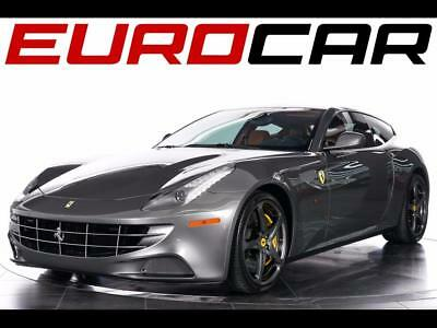 2012 Ferrari FF  2012 Ferrari FF - Stunning and Highly-Optioned, Rear Seat Entertainment
