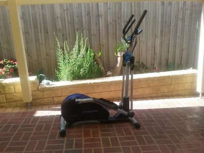 Elliptical Action Fitness cross trainer