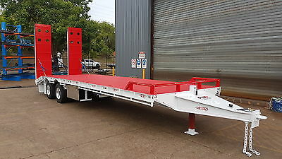 NEW 2017 FWR Tandem Axle Tag Trailer **FREE FREIGHT TO SYD & MELB**