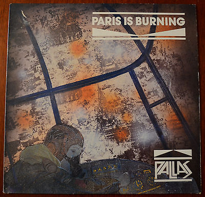 "Pallas – Paris Is Burning 12"" – 12CK010 – Ex"