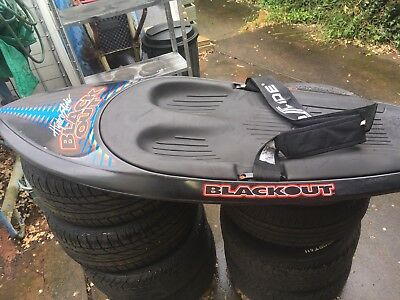 Kneeboard And Bag Good Condition, Sunbury Vic