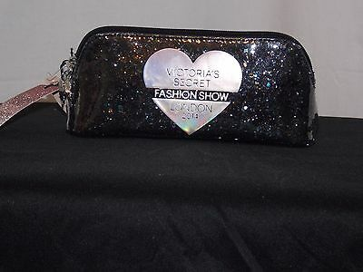 Victoria's Secret NWT Angel Make Up Travel Small Case Fashion London 2014