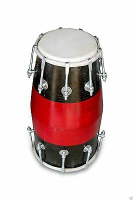 Dholak Drums~18 Bolt ~Made With Mango Wood~Dholki~Yoga~Bhajan~Kirtan~Mantra 0248