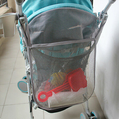Baby Stroller String Bag Trolley Pram Saving Bag Storage Bag Organisers Kid Nets