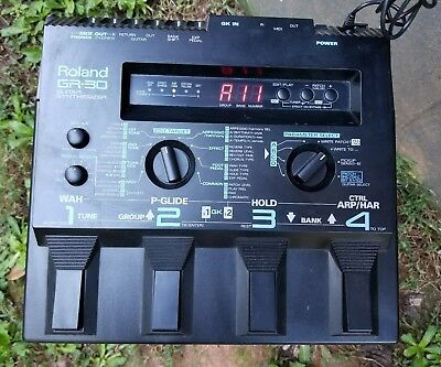Roland GR-30 Guitar Synthesizer