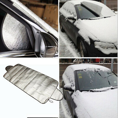 Useful! Smart Windshield Cover Anti Shade Frost Ice Snow Protector UV Protection