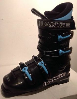 Lange Team 8 Black Boot - Size 20.5 Brand New RRP $279