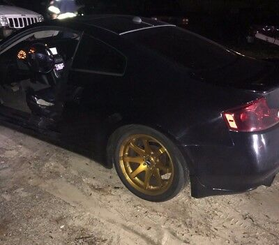 2004 Infiniti G35 Coupe Wrecked G35 Coupe 2004
