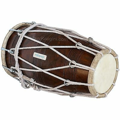 Dholak|Maharaja|New Dholak|Rope Tuned|Purchase Wedding Dholki|India|With Bag|Bbc