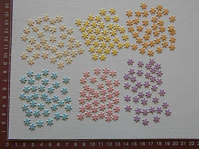 Die cuts - 200+ Tiny Flowers - Pastels
