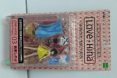 Love Hina Skyluv project 03 Shinobu Maehara C-WORKS featuring KAIYODO Figurine