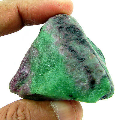 847.00 Ct Natural Ruby Zoisite / Anyolite Loose Gemstone Rough Specimen - 4417