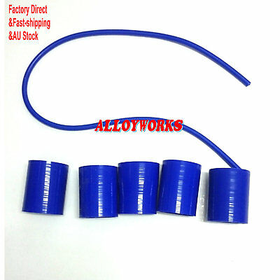 SILICONE HOSE For Ford Falcon Turbo XR6 BA /BF DIRECT TYPHOON FPV F6 G6ET AW
