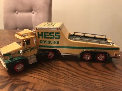 1988 Hess Toy Truck Collectible 80's Vintage Piece. As Is.