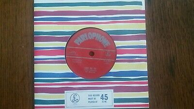 "The Beatles - Love Me Do 7"" - NEW - WITHDRAWN VERSION"