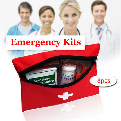 Outdoor Portable Small Emergency Bag Medical Travel Survival Pack First Aid Kit