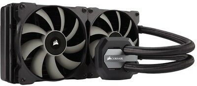 CORSAIR H115i v2 - Extreme performance WATERCOOLING REFROIDISSEUR PROCESSEUR INT