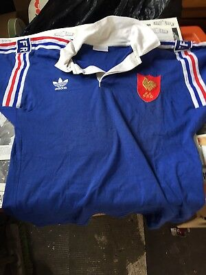 Maillot Ancien France Rugby
