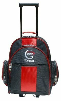 900Global Value 1 Ball Roller Red/Black
