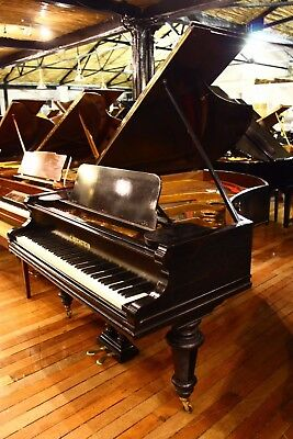 Bechstein Model V Boudoir Grand Piano - By Sherwood Phoenix - The Piano Centre