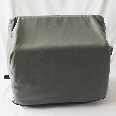 Accordion dust cover in grey for 120 Bass accordion
