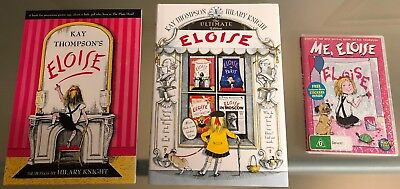 ELOISE The Ultimate Collection (2 x Books + DVD)