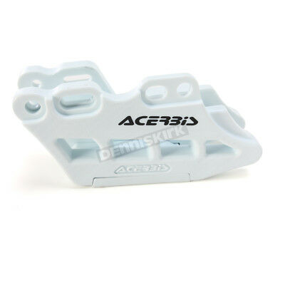 Acerbis White 2.0 Complete 2 Piece Chain Guide - 2410980002