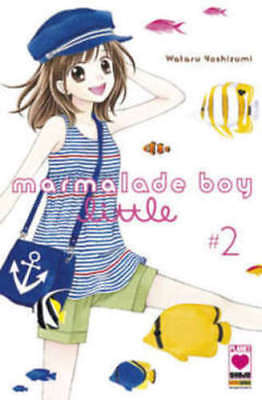 Marmalade Boy Little 02 Manga Rainbow 22