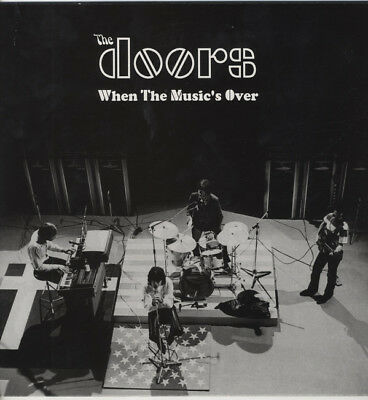 The Doors – When The Music's Over (LP)