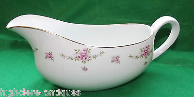 Royal Osborne - White Mist - Princess Gravy Boat