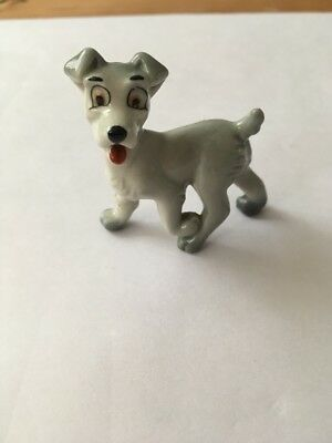 Wade - Hat Box Series -  Disney -  Tramp Standing - Lady And The Tramp
