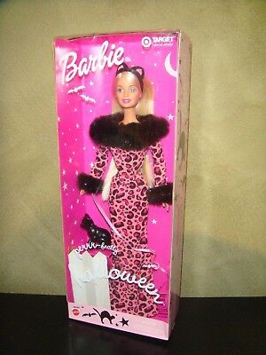 Brand New Barbie Doll 2002 Perrr-Fectly Halloween Barbie Usa Target Exclusive
