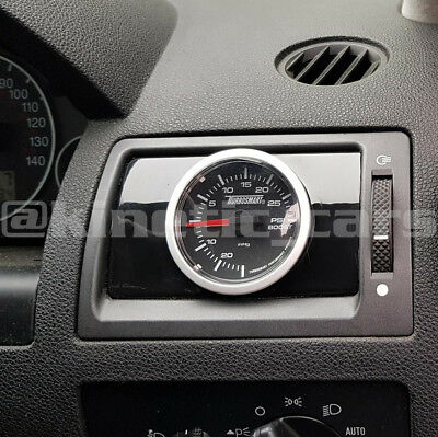 Ford Mondeo mk3 Air Vent Gauge Pod adapter Gloss black ABS plastic inc ST