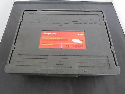 Snap On Tools Compression Tester Case / Storage Box - Excellent!