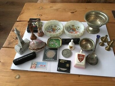 Job Lot Of Vintage Collectibles