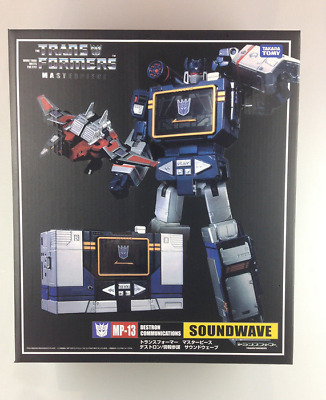 New Transformers Masterpiece MP-13 Soundwave in stock  MISB
