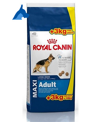 Alimento per cani Royal Canin Maxi Adult 18 kg - 36 kg - 90 kg