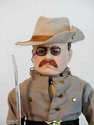 "Effanbee Doll ""THEODORE ROOSEVELT"" 1985 Presidents Collection - Box/Original Tag"